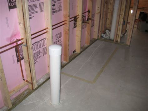basement bathroom vent pipe will this work for basement bathroom venting
