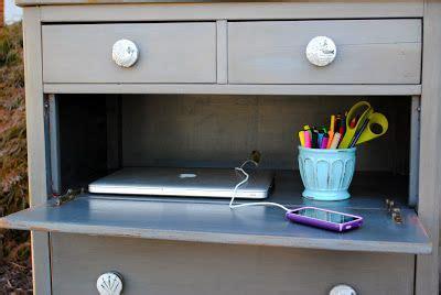 Hinges For Computer Desk False Drawer Front Put A Hinge On An Dresser Drawer Front To Turn It Into