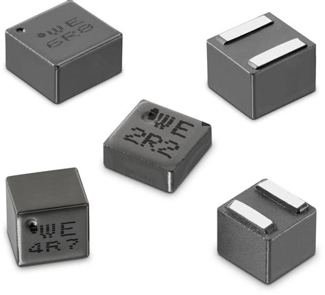 we power inductor we xhmi smd power inductor single coil power inductors wurth electronics standard parts