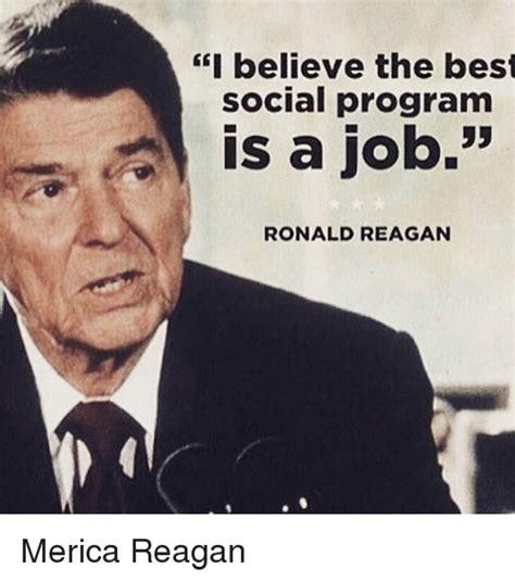 Ronald Reagan Memes - 25 best memes about reagan reagan memes