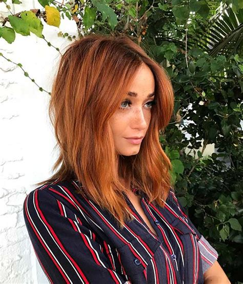 will i suit a lob hairstyle if i have curly hair 23 stylish lob hairstyles for fall and winter stayglam