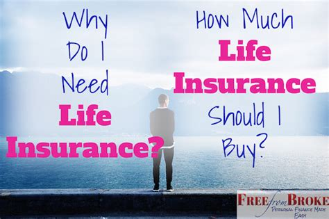 Why Do I Need Life Insurance And How Much Should I Buy