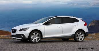 Volvo Isa 2015 Volvo V40 Xc Adds 245hp T5 Powertrain Usa Imports