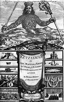 Thomas Hobbes - Vikipedi