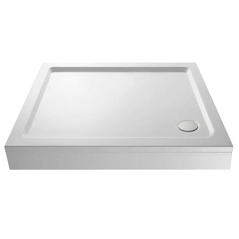 Shower Tray Parts by Aspen Pearlstone Rectangular Shower Tray