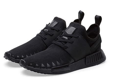 Adidas Nmd R1 X Neighborhood neighborhood x adidas nmd r1 pk quot black