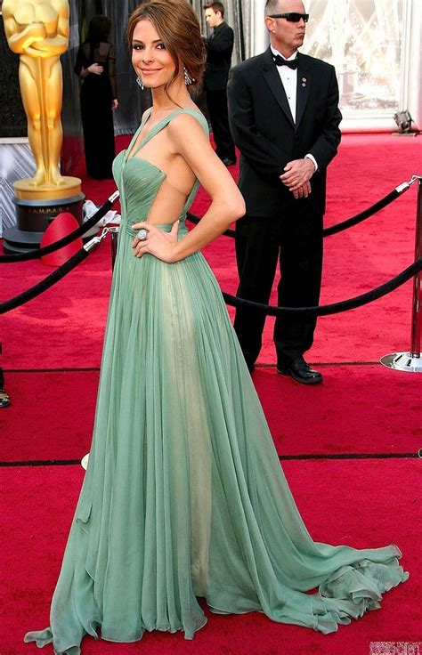 Maria Menounos Oscars Red Carpet Sweetheart Sage Green Evening Prom Dress   Xdressy