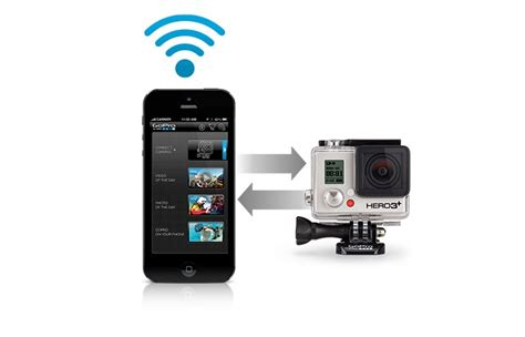 Gopro Update gopro app update brings new design automatic wifi and more