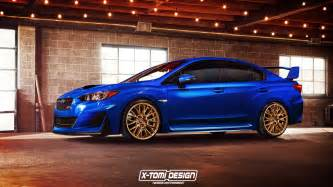 Wrx Sti Subaru 2018 Subaru Impreza Wrx Sti Might Look Like This