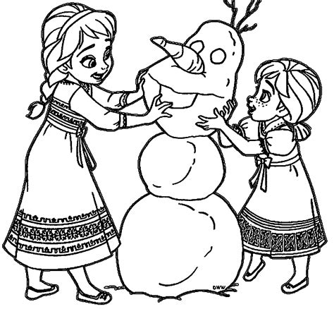 coloring page of elsa and anna anna elsa coloring pages go digital with us 0ad1a720363a