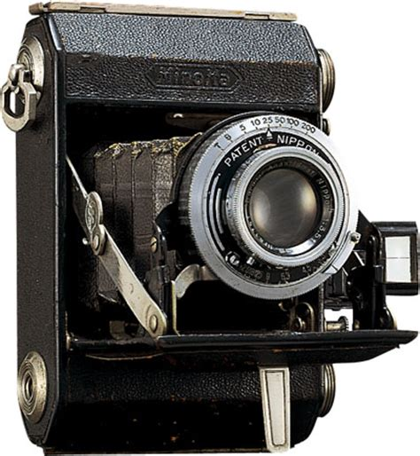 first camera ever 70 years of minolta 171 photoclubalpha
