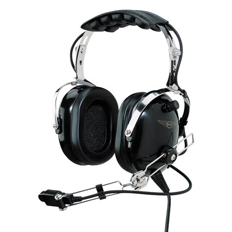 Headset Pilot pilot p51 passive pilot headset with ptt and free headset