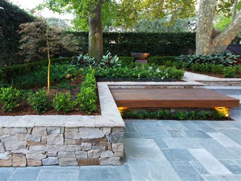 garden wall bench best 25 stone wall gardens ideas on pinterest faux