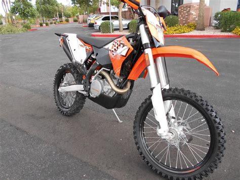 Ktm 450 Exc Dual Sport Buy 2011 Ktm Exc 450 Dual Sport On 2040motos
