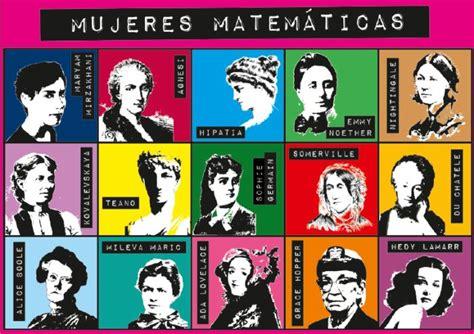 imagenes de mujeres matematicas matemagia con quince mujeres matem 225 ticas hitos