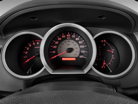 electric power steering 2009 toyota tacoma instrument cluster image 2011 toyota tacoma 2wd double i4 at prerunner gs instrument cluster size 1024 x 768