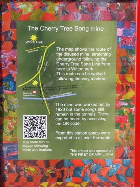 cherry tree song cherry tree