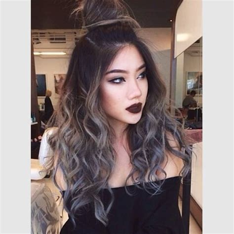 Ombre Look Grau by 17 Best Images About Grey Icy Ombr 233 On Silver