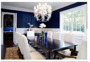 Navy Blue Dining Room Category The Science Of Married