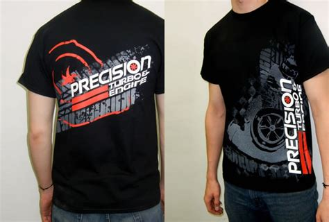 Precision T Shirt by Apparel P Ten Marketing