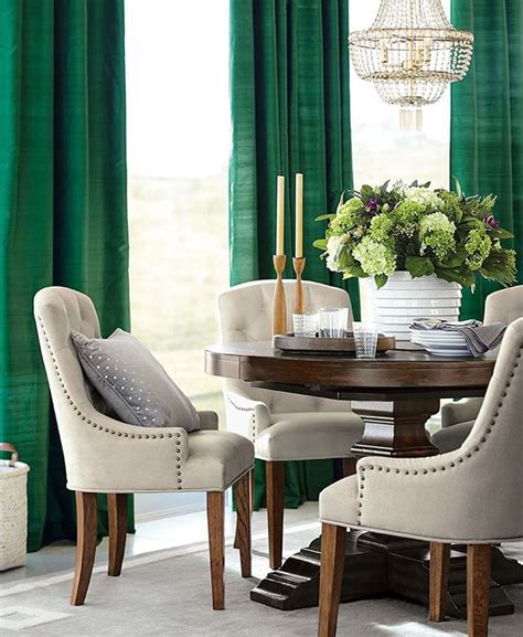 17 best ideas about green dining room on