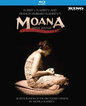 film moana with sound blu ray the silent south seas of moana and tabu