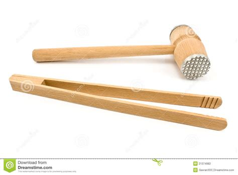 wooden tools wooden kitchen tools stock photography image 21374982