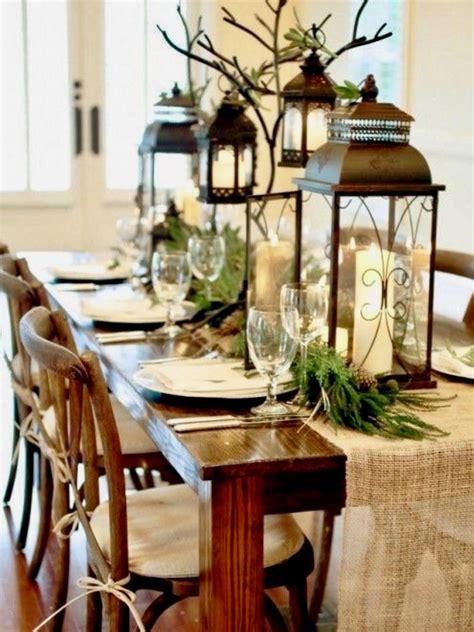 lovely christmas dining table centerpiece ideas elegant
