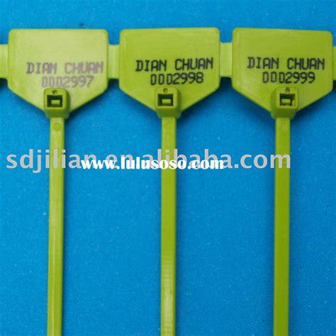 Sale Cable Ties Label Colour green hook loop fastener velcro sew