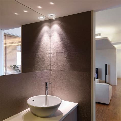 recessed light bathroom led lights for bathrooms recessed lighting design ideas