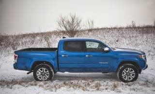 Length Of Toyota Tacoma 2016 Toyota Tacoma Review Specs Price Release Date