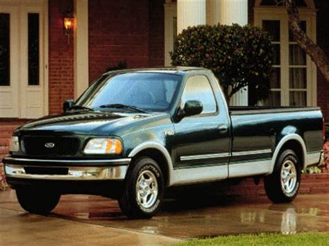 blue book value used cars 1997 ford f series lane departure warning 1997 ford f150 regular cab pricing ratings reviews kelley blue book