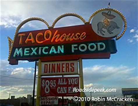 taco house lakewood roadside peek mexican food cafes rocky mountains