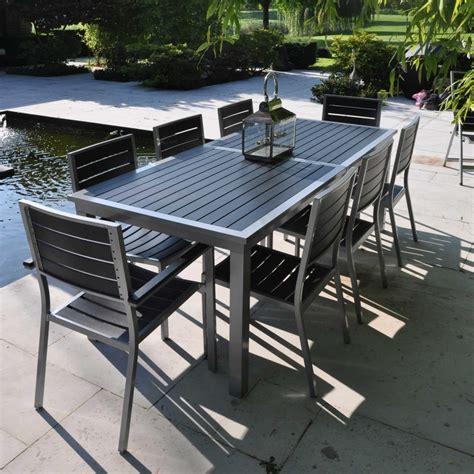Castorama Salon De Jardin salon de jardin castorama table et chaise de jardin en