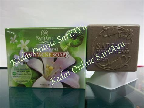 Sabun Pepaya Mustika Ratu Untuk Wajah kedai sariayu sabun tolak jerawat