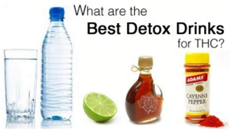 Best Way To Detox Thc In One Day by Detox Cleanse For Test