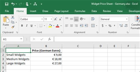 javascript for currency format with comma how to change excel s decimal separators from periods to