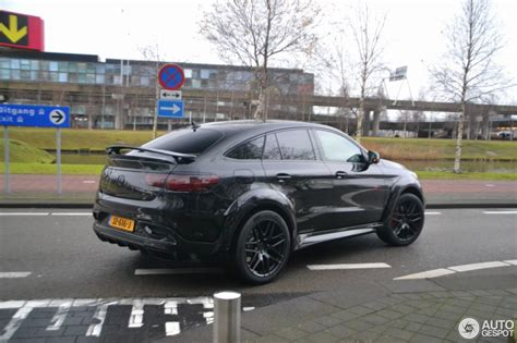 mercedes gle amg mercedes amg gle 63 s coup 233 hamann widebody 8 january