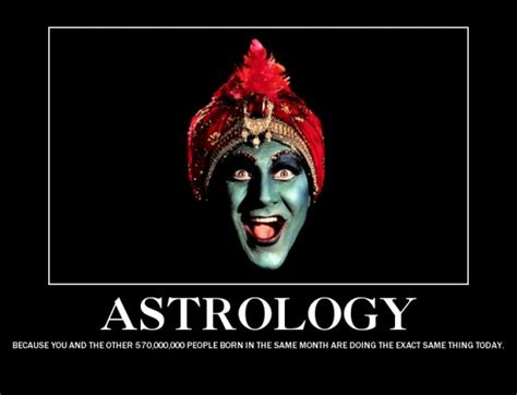 Astrology Meme - astrology is fake the void