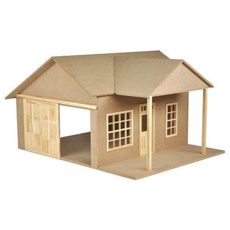dollhouse retro garage kit