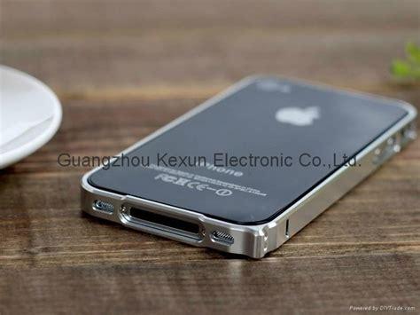 Iphone 4 4s Bumper Aluminium Cover Armor Casing Hardcase Keren cross space aluminum frame companion bumper frame for iphone4 for iphone 4 4s china