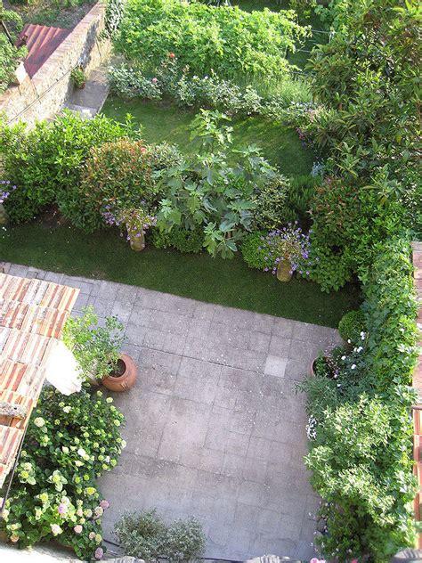 giardino a terrazze progettazione outdoor per un giardino in toscana