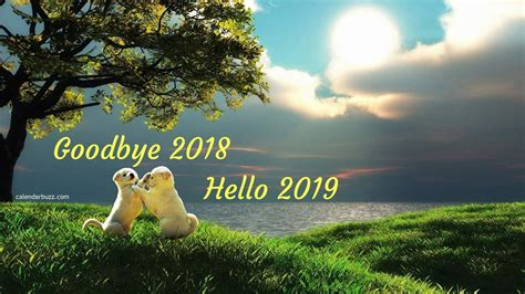 goodbye    happy  year