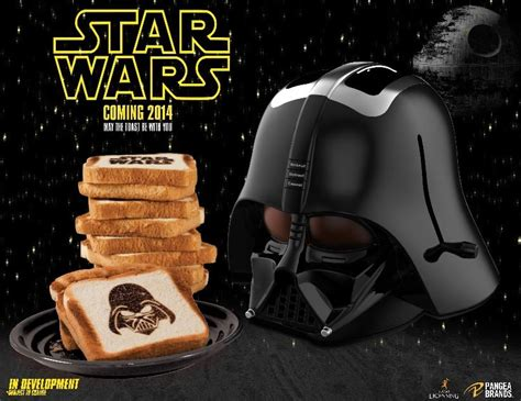 Wars Kitchen Items Uk by Darth Vader Toaster And Other Awesome Wars Kitchen