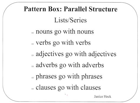 serial commas parallel structure and zombies for hire