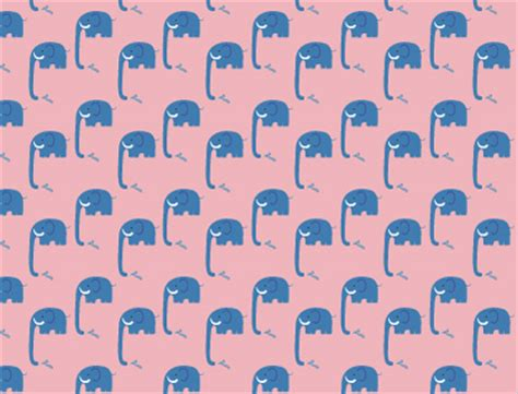printable paper elephants colorful animal scrapbook papers mr printables