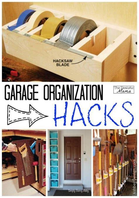 Garage Organization Hacks 111 Best Images About Garage Workshop Ideas On