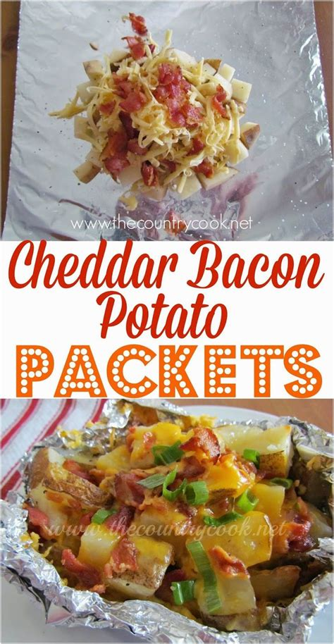 Favorite Summer Side Grilled Potato Packets by Best 25 Grilled Potato Packets Ideas On Grill