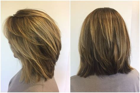 Lob Haircut With Layers | best 25 layered lob ideas on pinterest lob layered