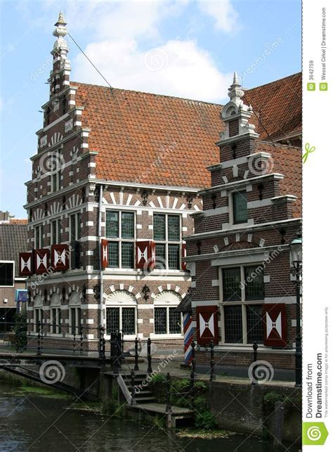 buy house in holland stepped gable houses in holland royalty free stock images image 3642759